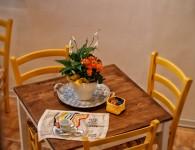 Il B&B Casa di Giorgio, in alternativa alla camera, offre ai propri ospiti anche la possibilità di alloggi in mini appartamento. Tutte le informazioni sono disponibili alla voce Case Vacanza...